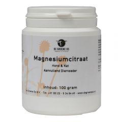 Groene Os Magnesiumcitraat Hond 100 g - 26582