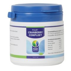 Puur Cranberry Compleet 90 capsules - 26602