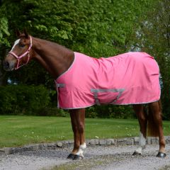 Zomerdeken Bucas Freedom Twill Sheet Hot Pink - 26670