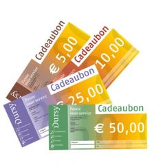 Cadeaubon De Paardendrogist 5,00 euro - 26819