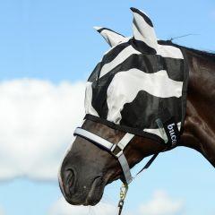 Buzz Off Zebra Vliegenmasker - 27276