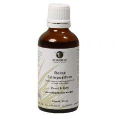 Groene Os Relax Compositum 50 ml - 27533