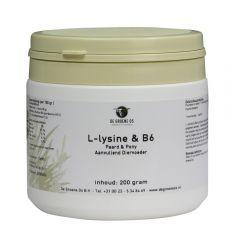 Groene Os L-Lysine & Vitamine B6 200 g - 27536