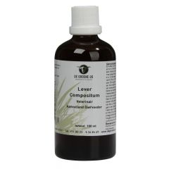 Groene Os Lever Compositum 100 ml - 27541