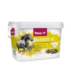 Pavo Multivit 15 3 kg - 27589