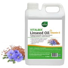 Vitalbix Linseed Oil + Vitamin E - 27993