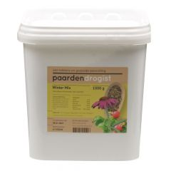 Paardendrogist Winter Mix 1 kg - 28064