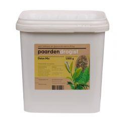 Paardendrogist Detox Mix 1 kg - 28104