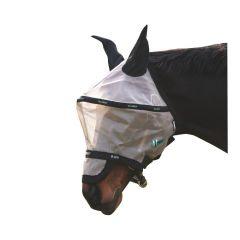 Rambo Vliegenmasker Plus Vamoose Oatmeal/Black - 28530