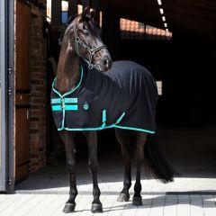 Staldeken Horseware Amigo 0g Black/Teal - 28710