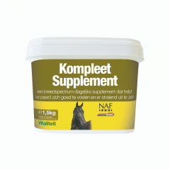 NAF Kompleet Supplement - 28810