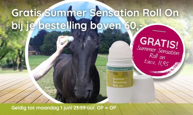 gratis summer sensation Roll on